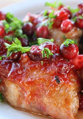 Gourmet_Chicken_CranberryChicken