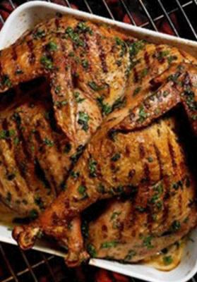 Gourmet_Chicken_GrilledTurkeyThighs