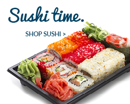 Kosher Sushi, Poke Bowls, and Bento Box | Online Kosher Grocery | Glatt Express